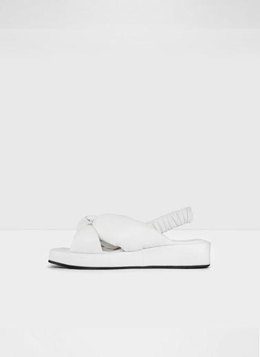 Aldo Modena-Tr - Beyaz Kadin Sandalet Beyaz